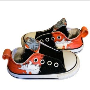 """Converse """"Dr. Seuss"""" Sneakers - Toddler's Size 5"""